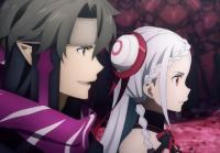 『SAO アリシゼーション WoU 2期』16話感想 ユナとエイジ登場は熱すぎるだろwww