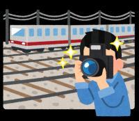 アニオタ(画像ペター)鉄道オタクさん「!?」シュポポポポ