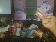 【悲報】バチャ豚の部屋、マジでやばすぎる・・・【薬と酒】